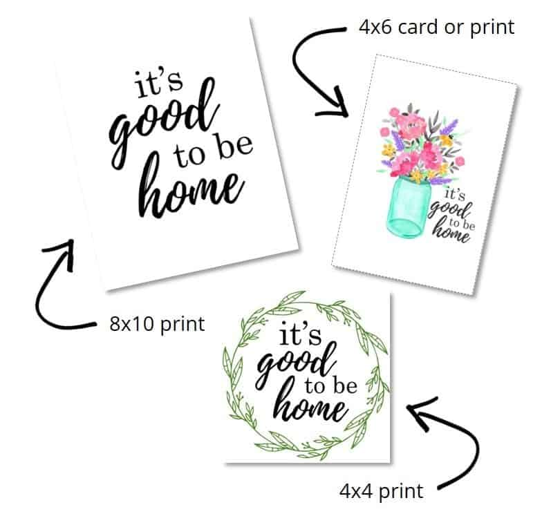 housewarming free printable easy housewarming print housewarming gift ideas basket housewarming printable card new home printable card its good to be home free printable